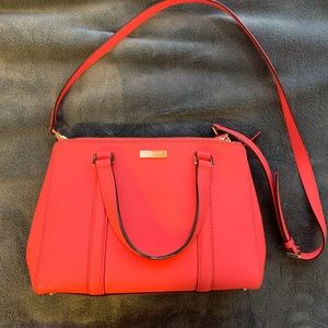 Kate Spade Bright Pink Purse